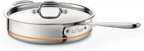 Copper Core saute pan - The Best Frying Pan in Every Category