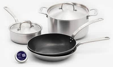 MadeIn cookware set: Cookware Made in the USA
