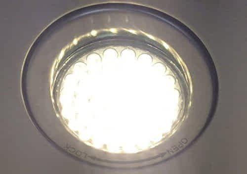 KBC LED light: range hoods