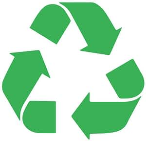 Recycling Symbol - Is Nonstick Cookware Safe?