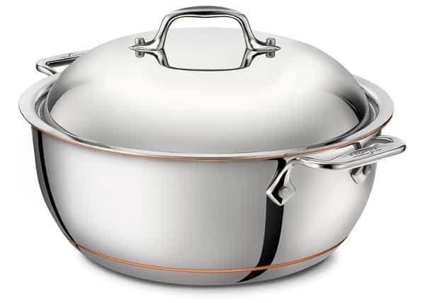 All-Clad Copper Core Dutch oven