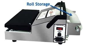 Weston Pro 1100 Bag Storage