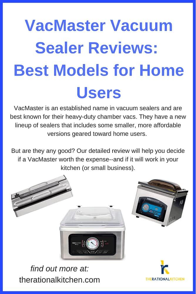 VacMaster Vacuum Sealer Reviews: Best Models for Home Use