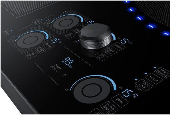 Induction Cooktop Reviews: The Samsung Induction Range and Induction Cooktop