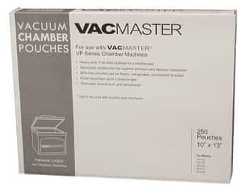 VacMaster chamber sealer bags