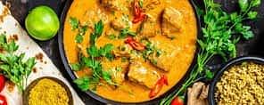 Indian Food - Cilantro vs Parsley