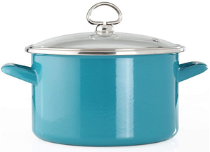 Chantal Cookware Enamel-on-Steel Pot