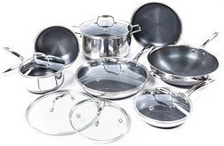 Hexclad Chef's Package 13 Pc Set