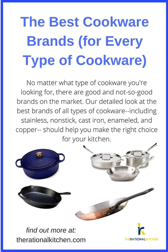 best cookware brands pinterest