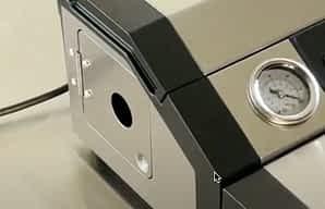 Avid Armor A420 Accessory Hose storage chamber