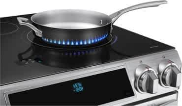 samsung induction stove top