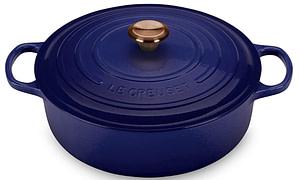 le Creuset enameled Dutch oven stoneware cookware