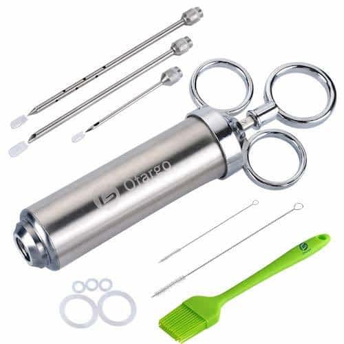flavor injector: sous vide accessories