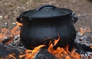 Dutch Oven in Fire - All Clad D3 Vs D5: Which Is Better?
