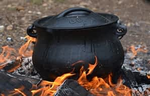 Dutch oven in fire, ScanPan Review: Worth the Money? A Detailed Look at ScanPan Nonstick Skillets