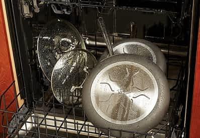 AC HA1 In Dishwasher