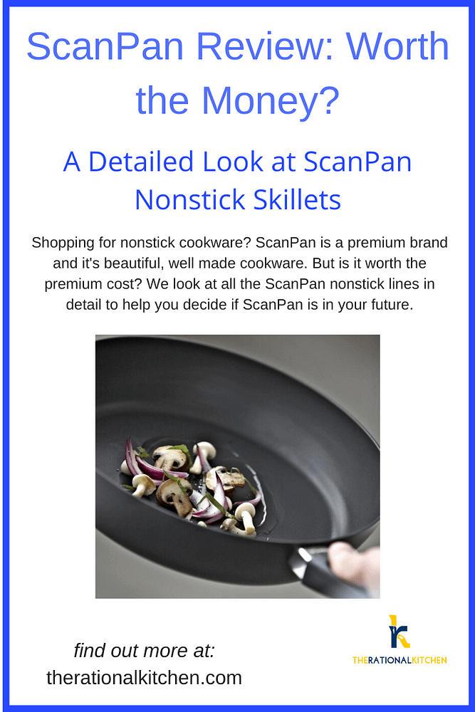 ScanPan Review: Worth the Money? A Detailed Look at ScanPan Nonstick Skillets Pinterest