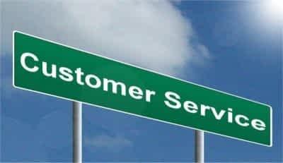 CustomerServiceSign