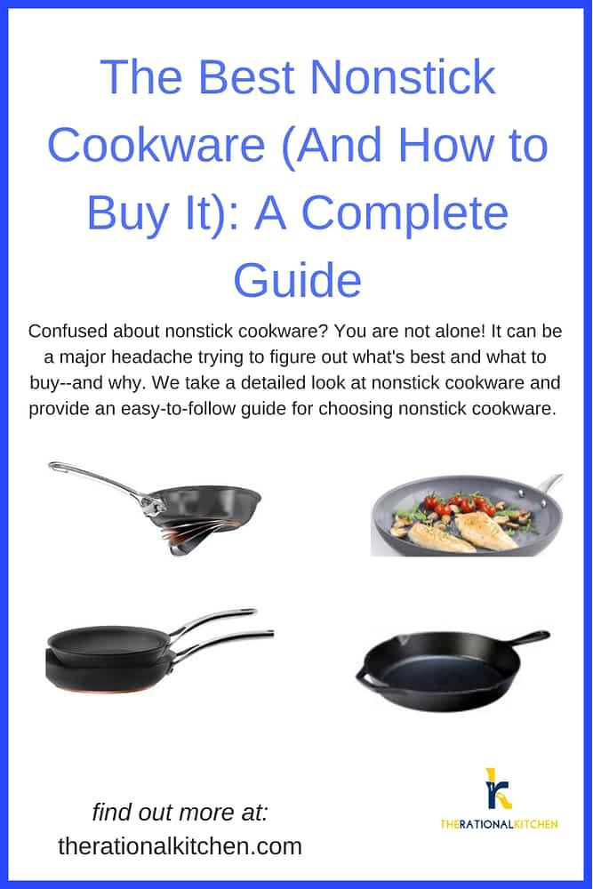 Best Nonstick Cookware Guide Pinterest