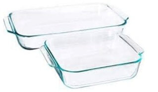 Pyre Baking Dishes--stoneware cookware