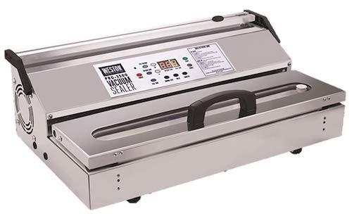 Pro3500 vacuum sealer: Weston Vacuum Sealer Reviews: The Comprehensive Buyer's Guide