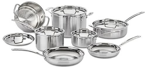 Cuisinart Multiclad Pro 12 pc set