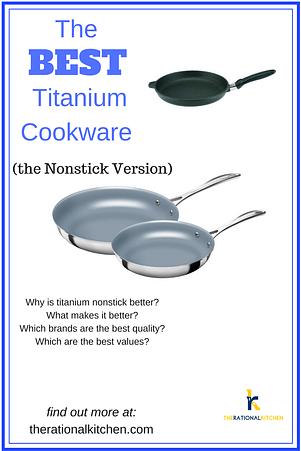 The Best Titanium Cookware (The Nonstick Version) pinterest