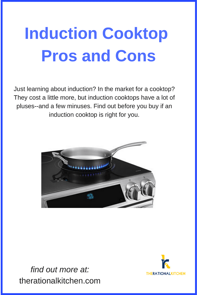 Induction Cooktop Pros and Cons pinterest