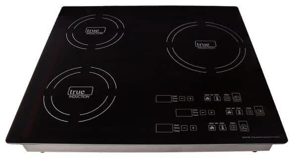 True Induction TI-3B induction cooktop