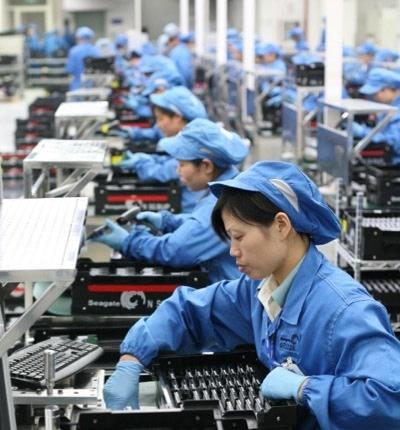 ChineseFactoryWorkers