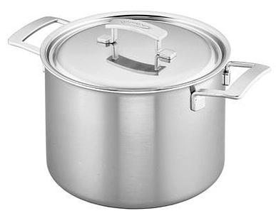 Demeyere Industry5 Stock Pot - All-Clad D5 Vs. Demeyere Industry 5: Which Is Better?