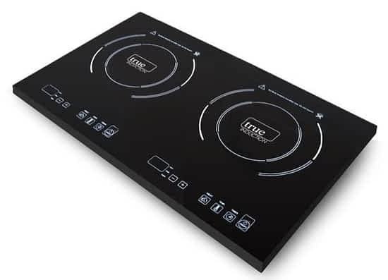 True Induction TI-2C double induction cooktop