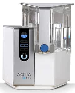 AquaTru Countertop Water Filter 4 Stage RO System