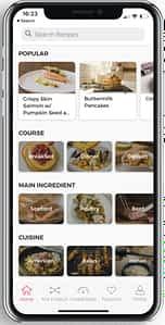 Hestan Cue App